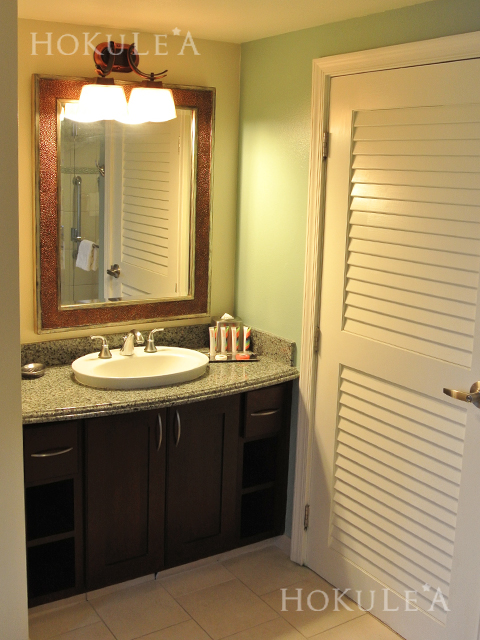 グランドワイキキアン 2ベッドルーム 寝室
