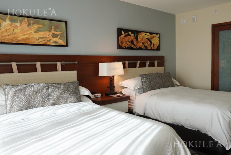 グランドアイランダー・2ベッドルーム・寝室
