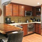グランドアイランダー:キッチン