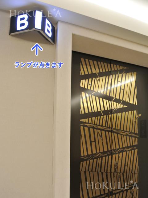 グランドアイランダー エレベーター