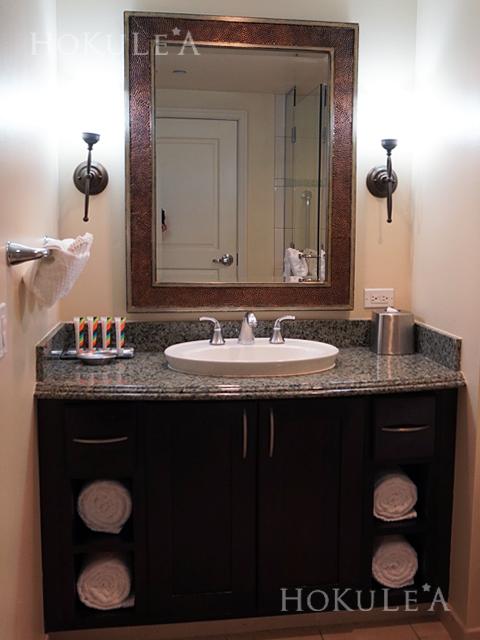 グランドワイキキアン 洗面台 バスルーム