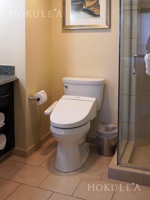 グランドワイキキアン トイレ