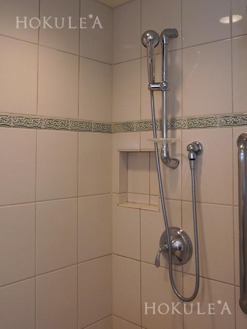 グランドワイキキアン シャワー