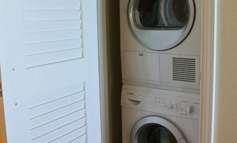 グランドワイキキアン 2ベッドルーム 洗濯機 乾燥機