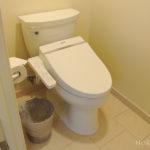 グランドワイキキアン:トイレ