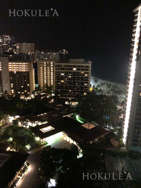 ラグーンタワー スタジオ 23階からの眺め