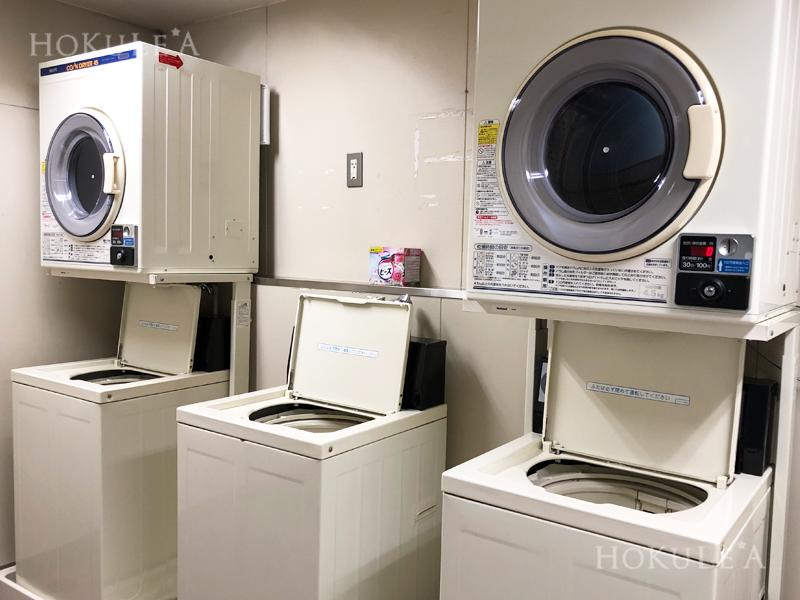 ヒルトン小田原 リゾート&スパ 洗濯機
