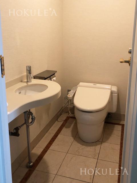 ヒルトン小田原 リゾート&スパ 客室トイレ