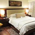 ホクラニワイキキ:ベッドルーム(キングサイズ ×1)