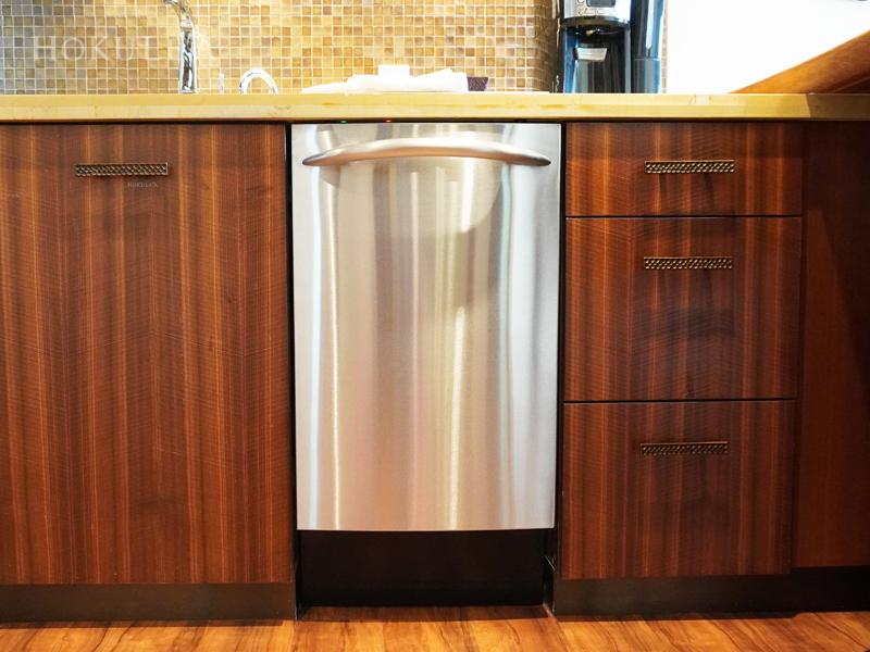 グランドアイランダー キッチン 食洗機