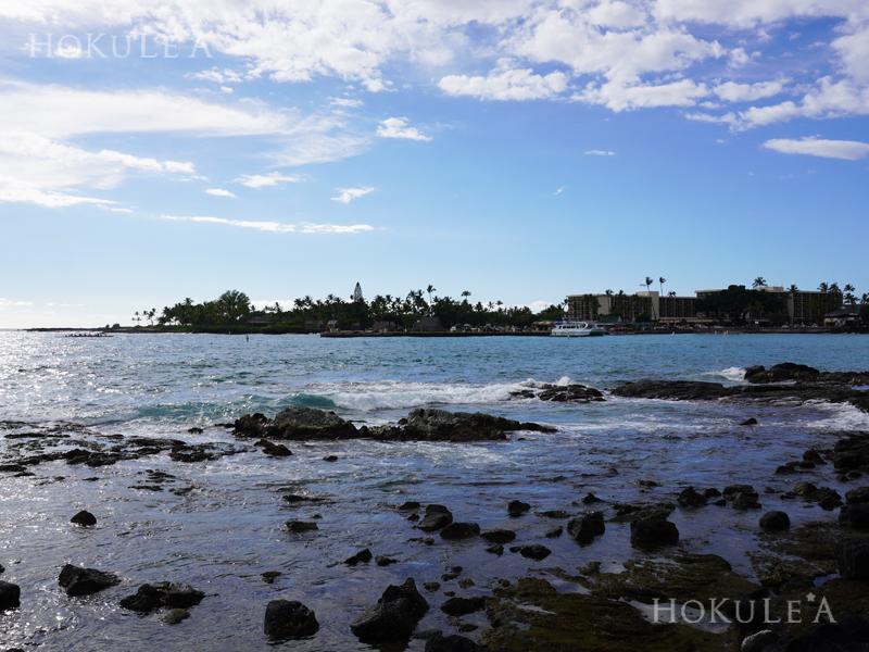 ハワイ島 カイルアコナ