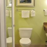 カリアタワー:バスルーム