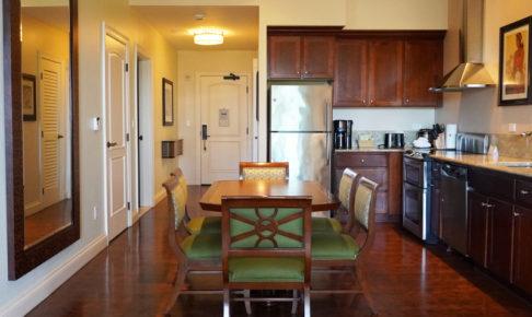 キングスランド 2ベッドルーム キッチン