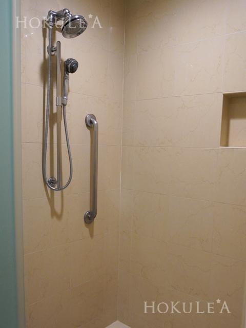 キングスランド ベッドルーム バスルーム