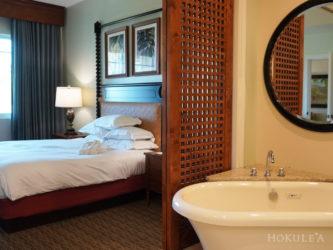 キングスランド:2ベッドルーム・プレミア 寝室