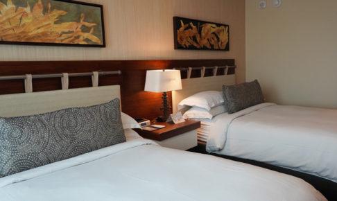グランドアイランダー 寝室