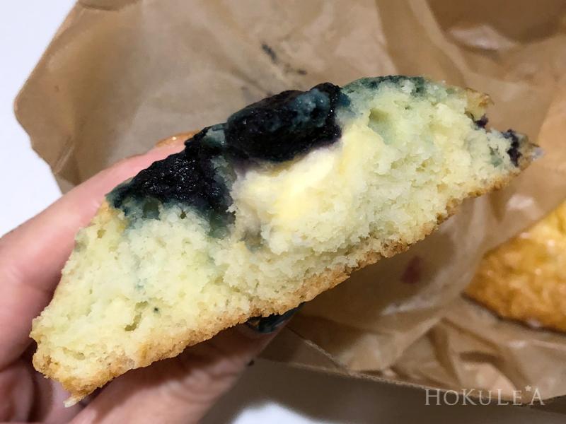 ブルーベリークリームチーズスコーン