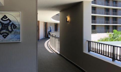 オーシャンタワー 4階