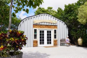 ハワイ島 バニラ農園